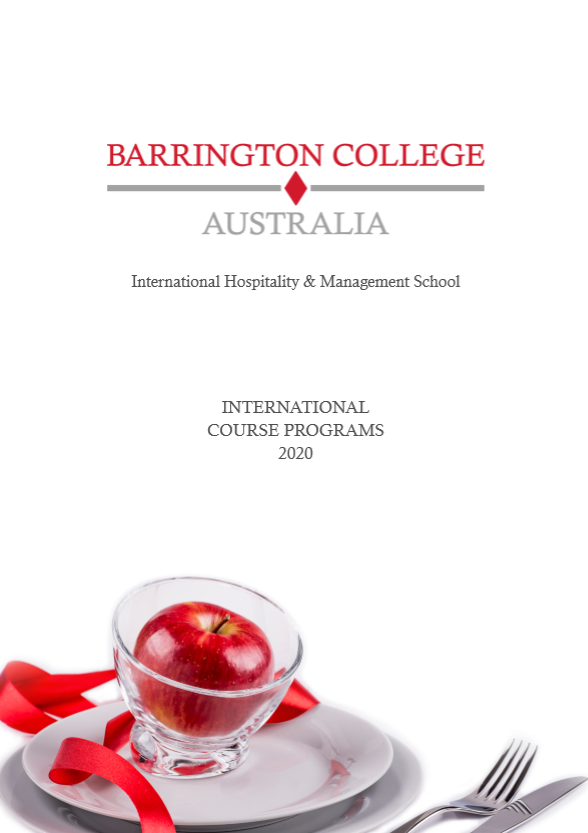 International Brochure cover