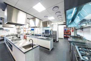 Barrington College Kitchens